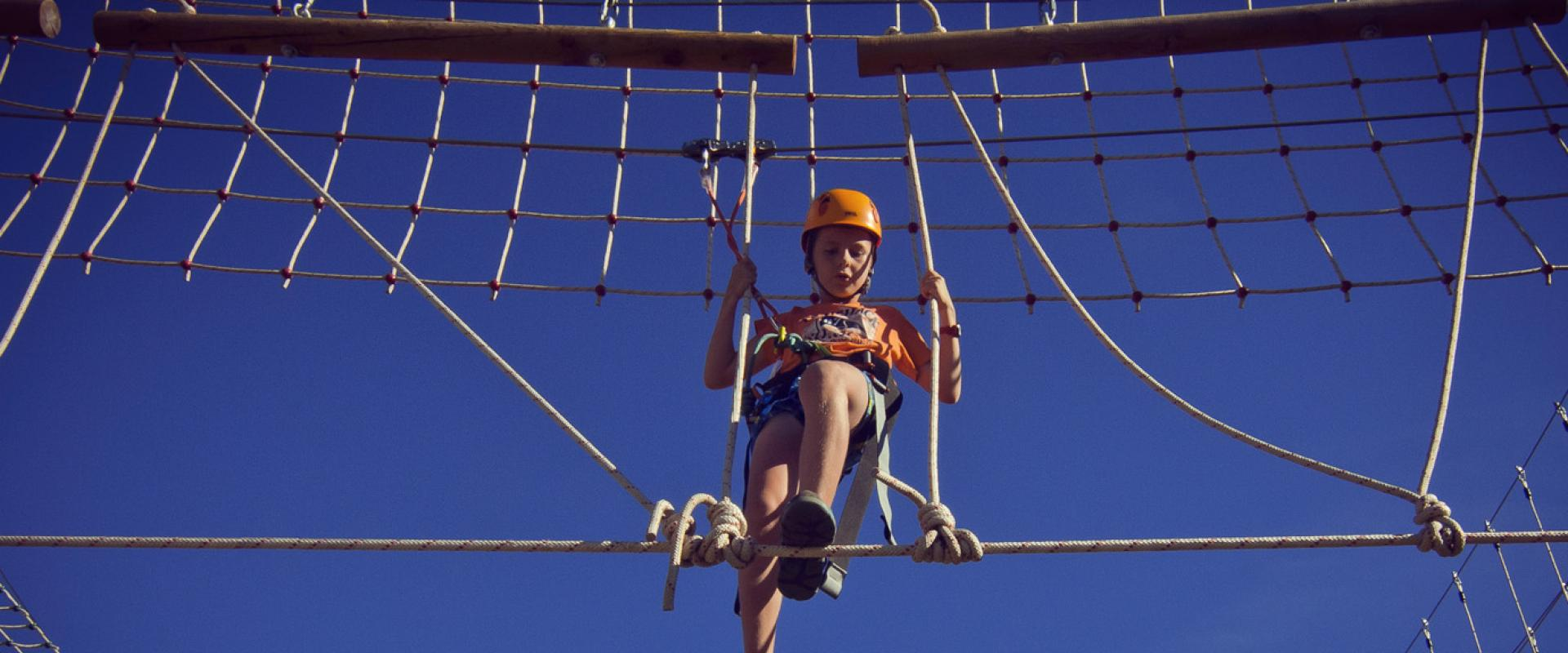 San Felices de los Gallegos Multi-adventure Park