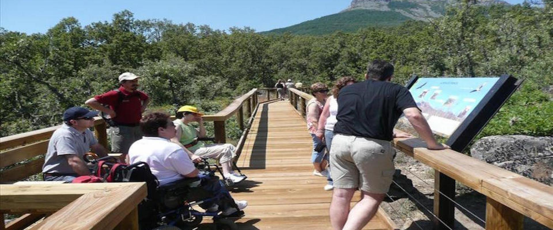 Accesible Hiking in the Natural Park Las Batuecas – Sierra de Francia