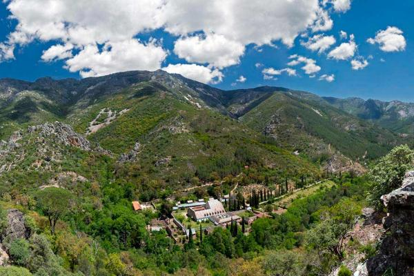 Las Batuecas Valley
