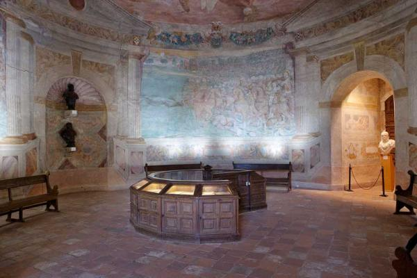 "Interpretation Room, ""Castles and Walls in the West of Castile and Leon"""