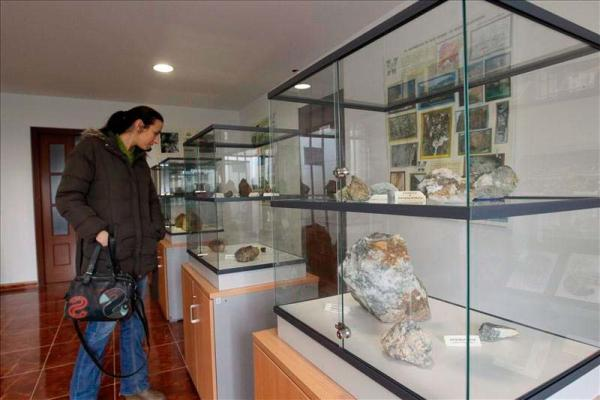 Mineralogy Museum