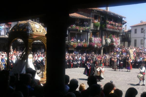 Traditional Fiestas in La Alberca: Diagosto