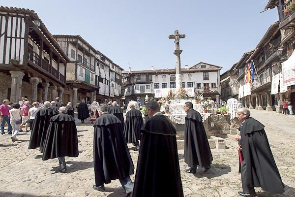 Traditional Fiestas in La Alberca: Corpus
